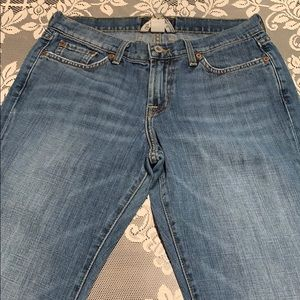 Lucky Brand Jeans Size 6 Bootcut